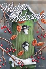 Carson C Chickadee Welcome