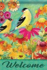 Carson C Chickadees & Daisies