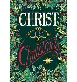 Carson C Christ is Christmas