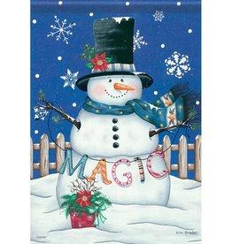 Carson C Christmas Magic Snowman