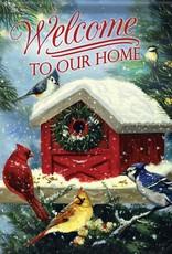 Carson C Christmas Songbirds GF