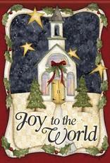 Carson C Church of Joy