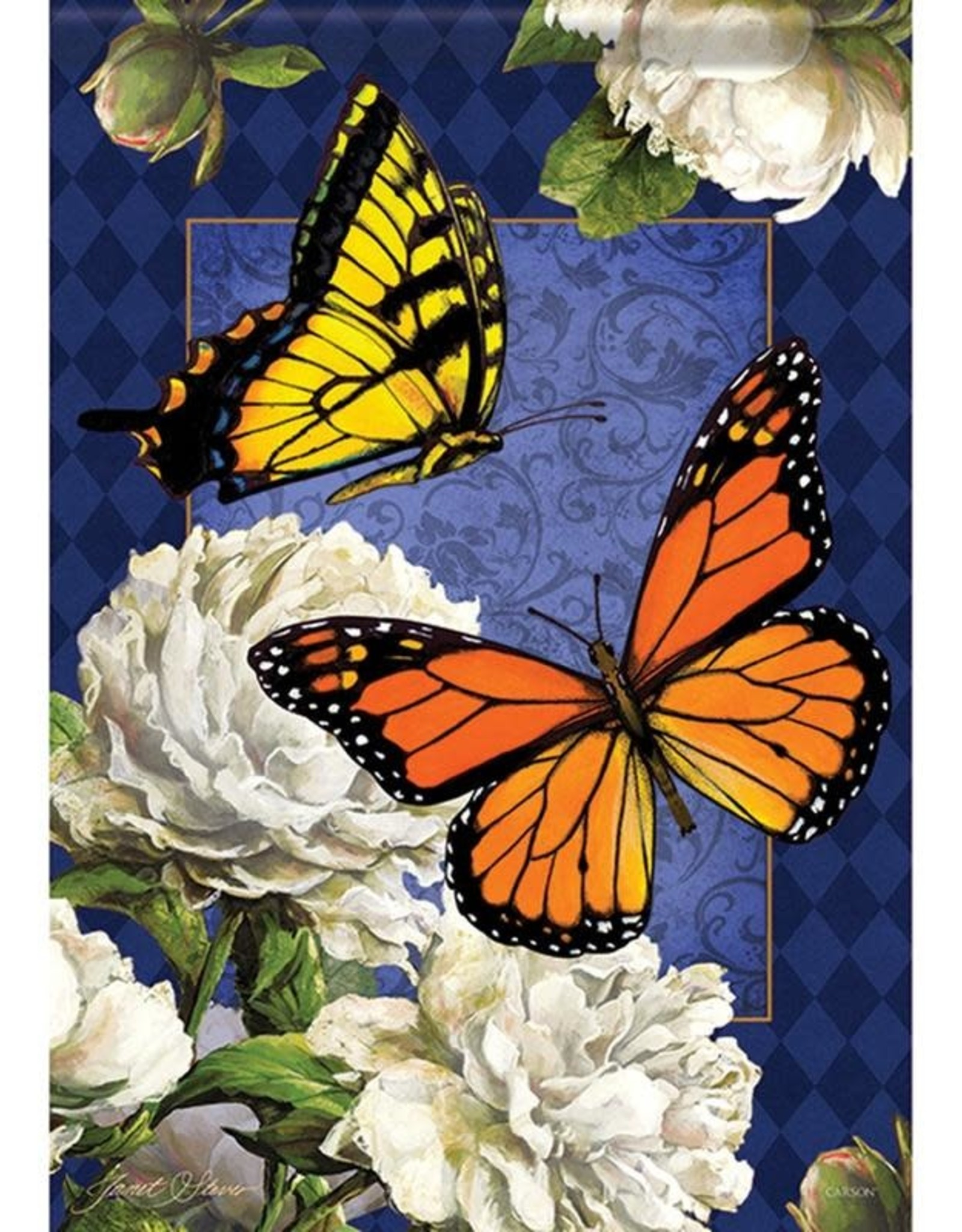 Carson C Classic  Butterflies