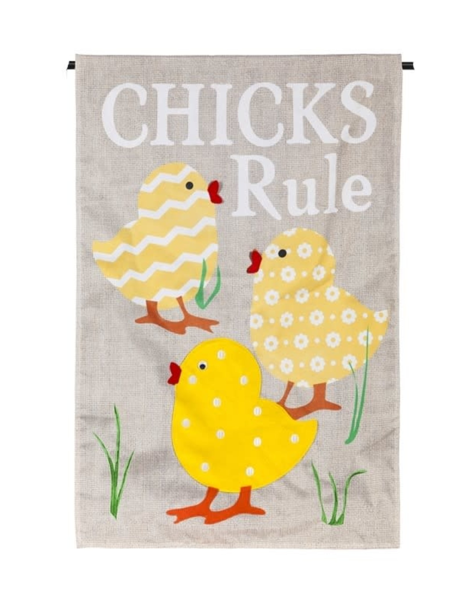 Evergreen EV Chicks Rule GF