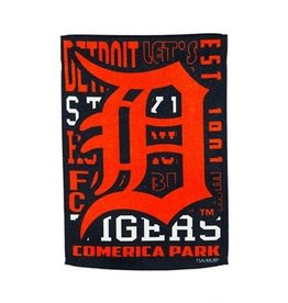 Evergreen EV Detroit Tigers Fan Rules GF