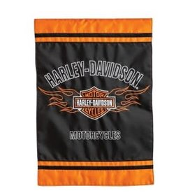 Evergreen EV GF Harley Davidson Flames