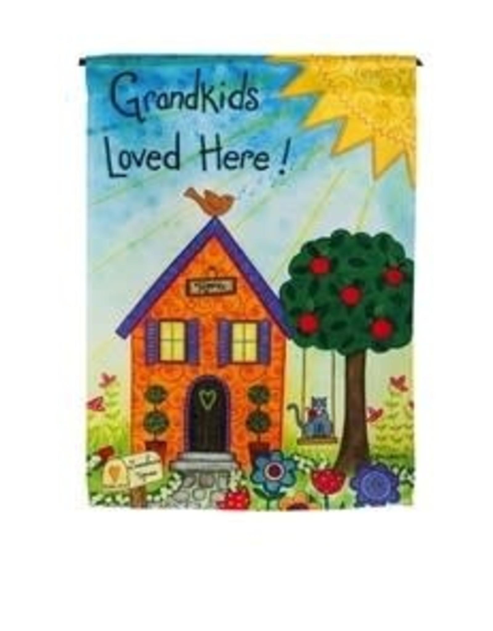 Evergreen EV Grandkids Loved Here GF