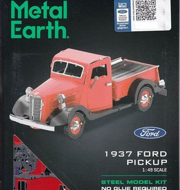 Metal Earth Metal Earth 1937 Ford Pickup