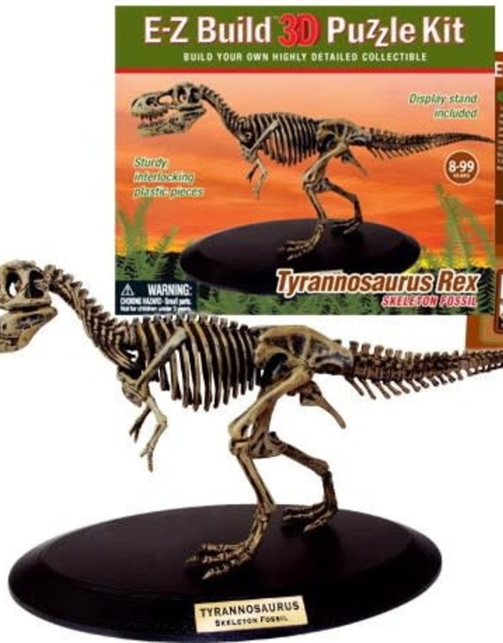 EZ Build 3D Puzzle T Rex