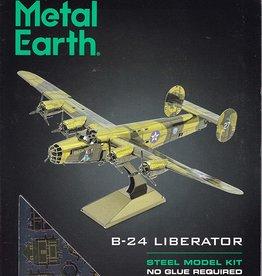 Metal Earth ME B-24 Liberator Plane