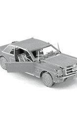 Metal Earth ME Ford Mustang Coupe 1965
