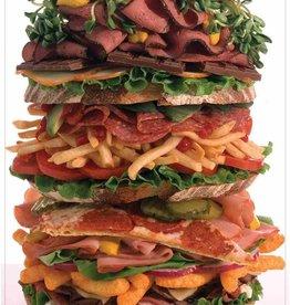 Springbok 500pc Snack Stack