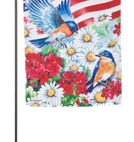 Evergreen EV American Flag Birds