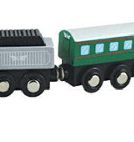 Train 4 Car Passenger Express