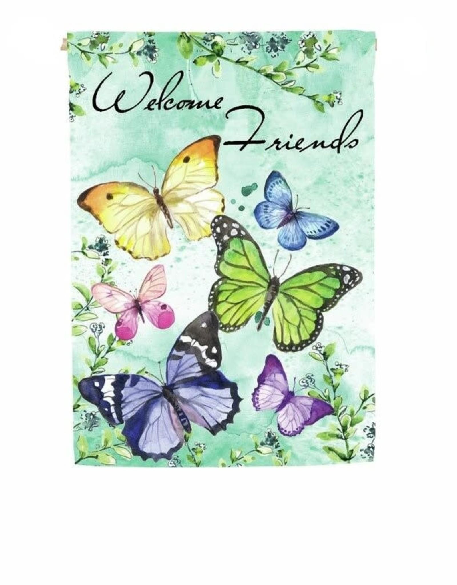Evergreen EV Butterfly Friends
