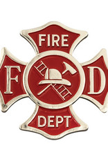 Schylling Firefighter Badge