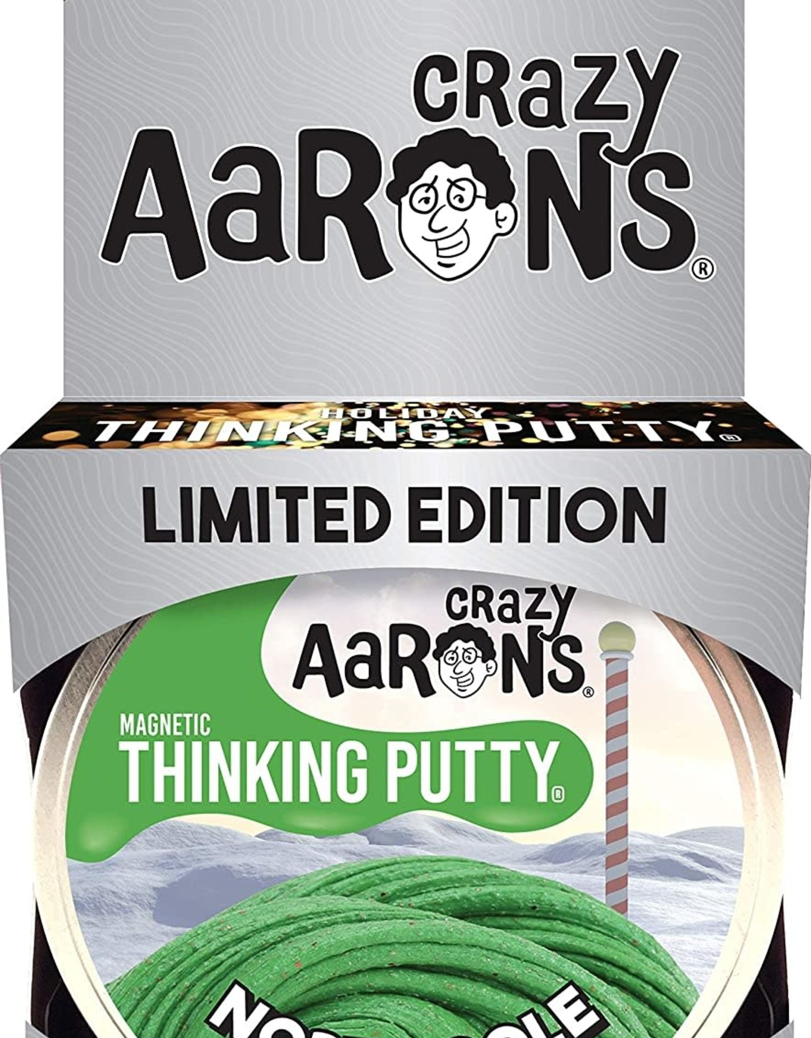 Crazy Aarons Putty North Pole Magnetic