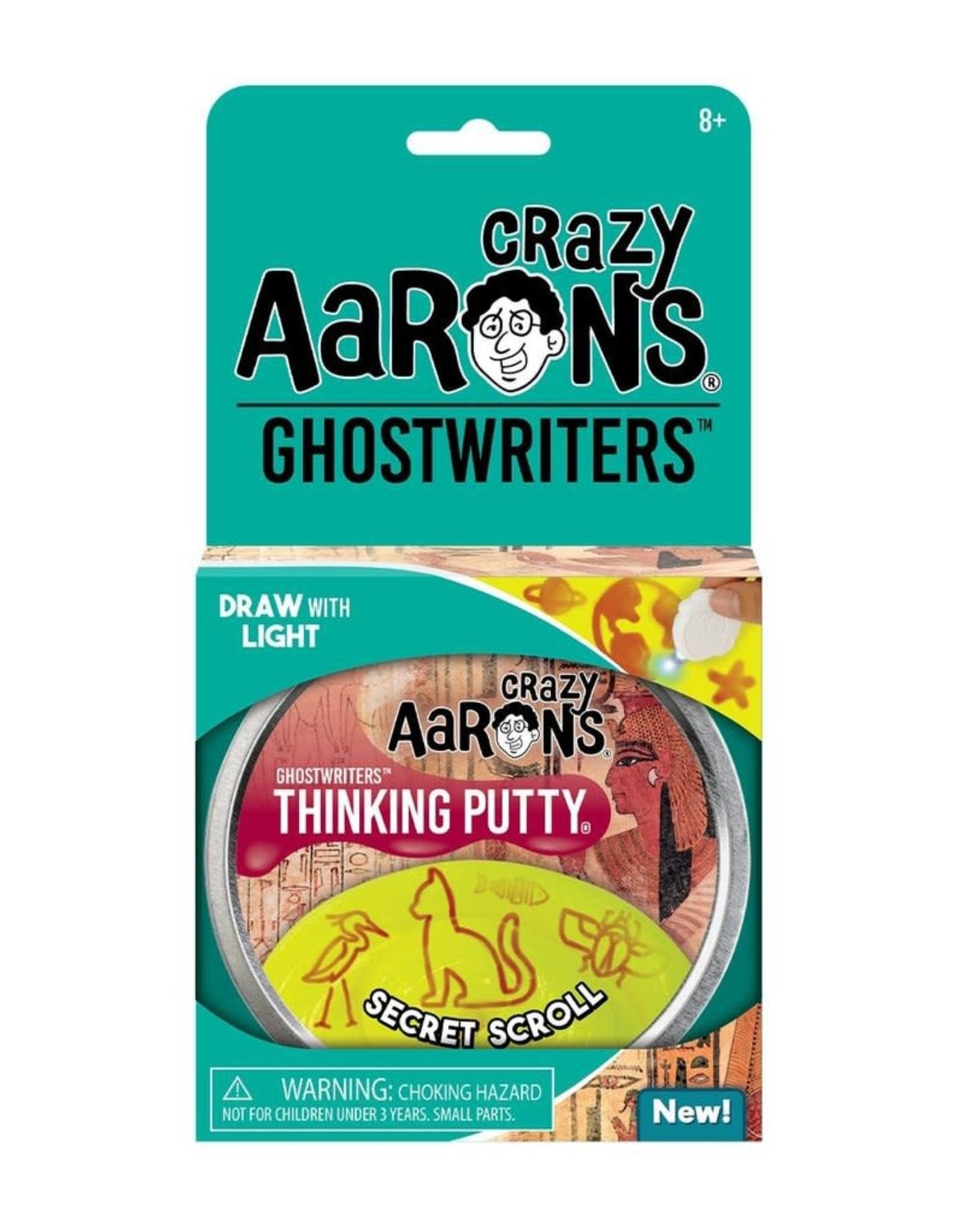 Crazy Aarons Putty Secret Scroll