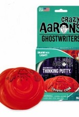 Crazy Aarons Putty Cryptic Code