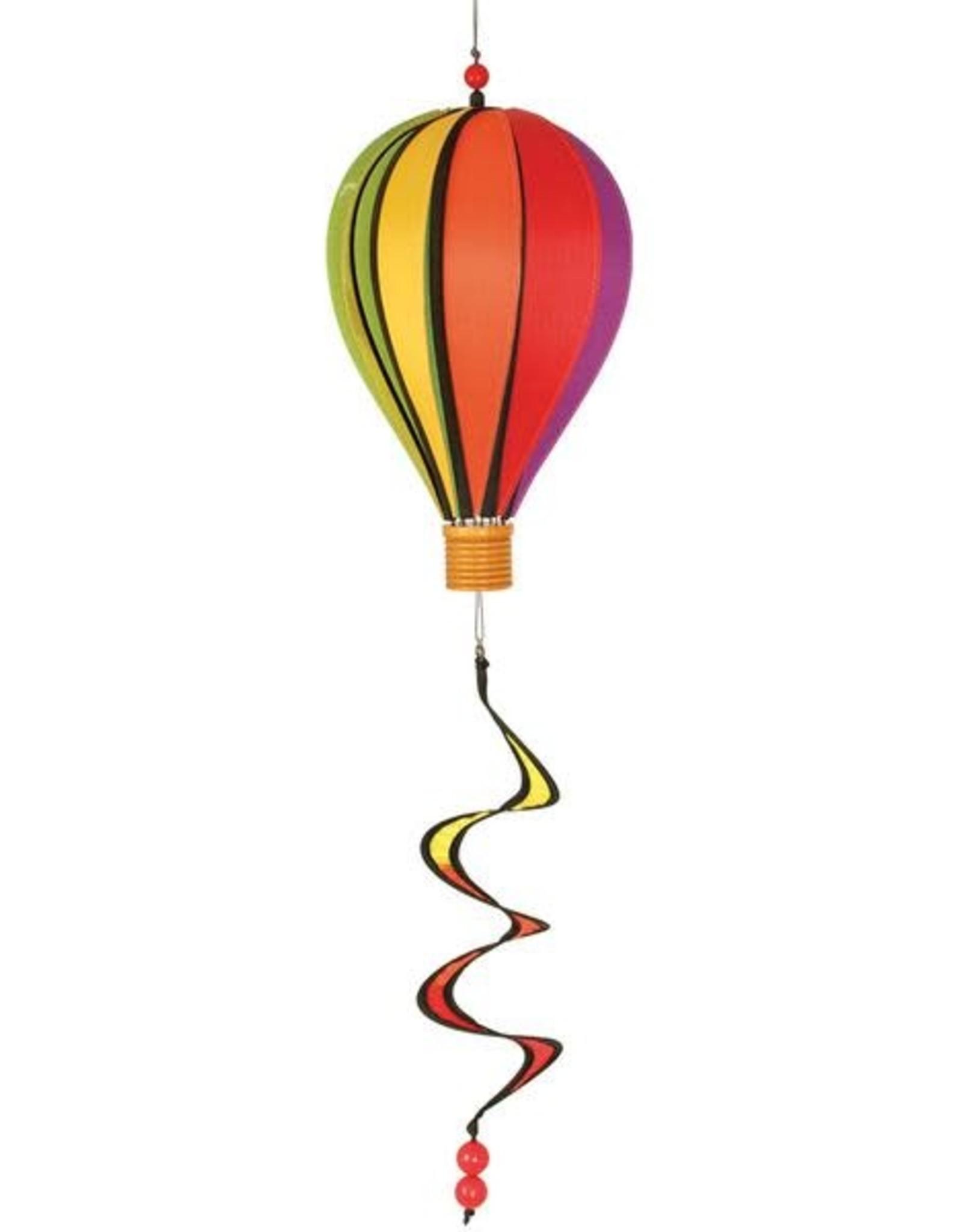 Premier Hot Air Balloon Rainbow 12in