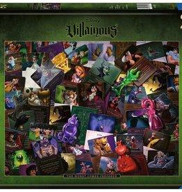Ravensburger All Villains  (2000 pc)