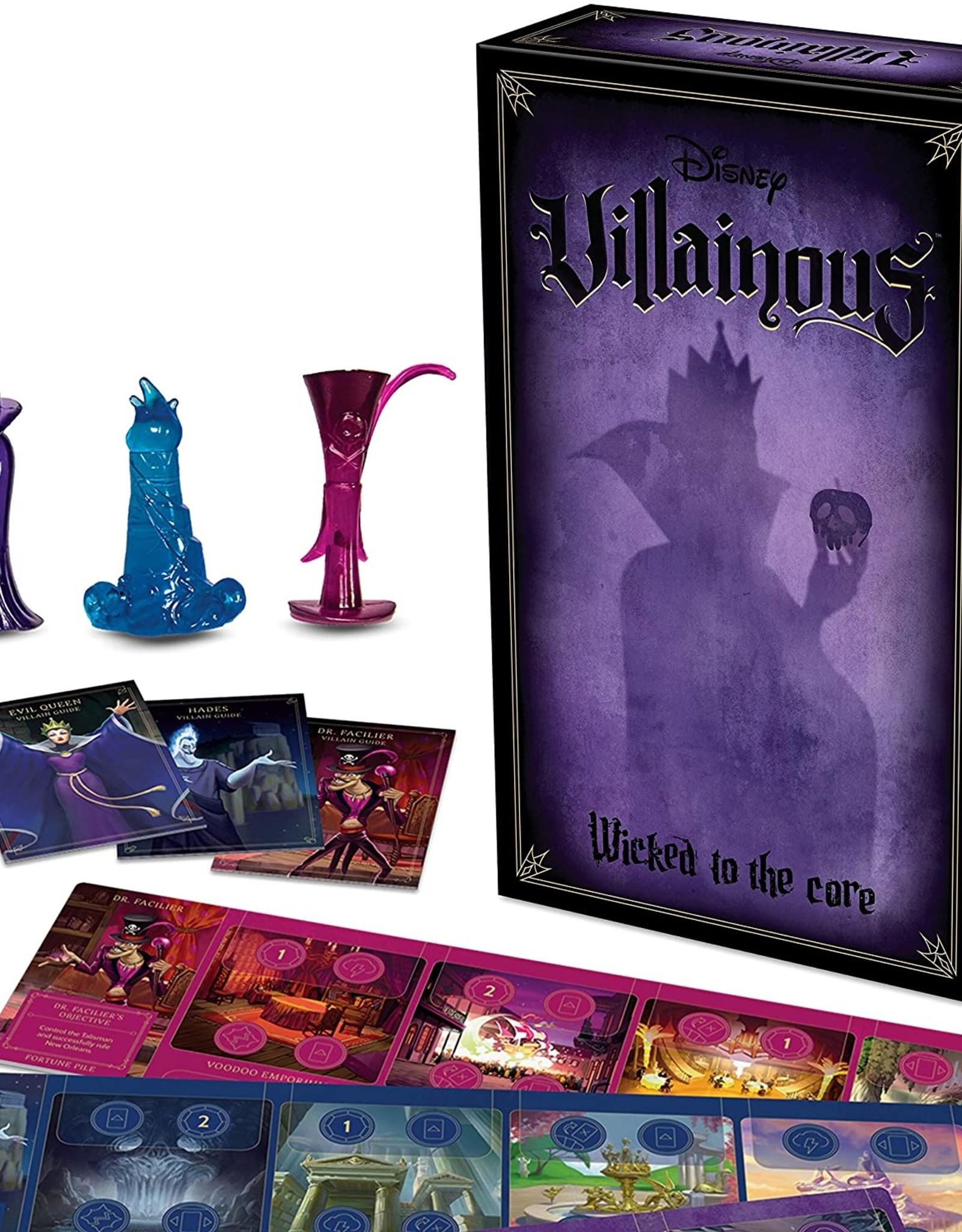 Ravensburger Villainous: Wicked to the Core
