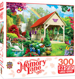 Master Pieces Welcome to Heaven 300pc EzGrip Puzzle