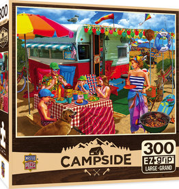 Master Pieces Campside - Trip to the Coast 300pc EzGrip Puzzle