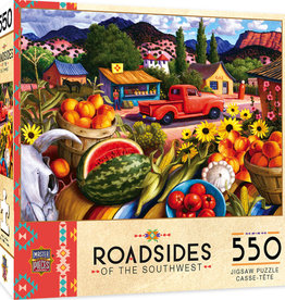 Master Pieces 550pc Roadsides Summer Fresh