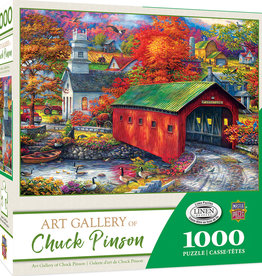 Master Pieces Chuck Pinson Art Gallery - The Sweet Life 1000pc Puzzle