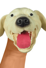 Hand Puppet Dog Stretchy