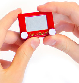 World's Smallest Etch-Sketch
