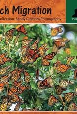 Puzzles That Rock 550pc Monarch Migration