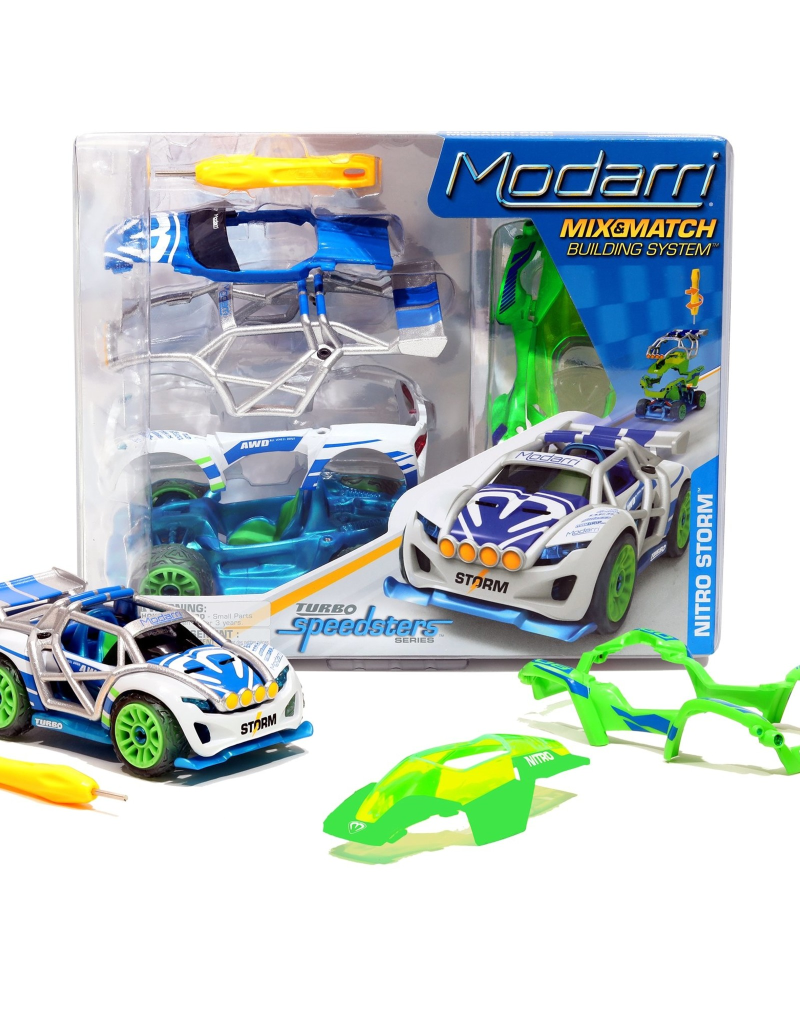 Modarri Modarri Turbo Speedster Assortment