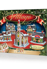Wrebbit 3D Christmas Village