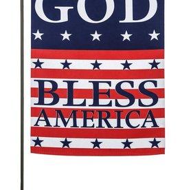 Evergreen God Bless America GF