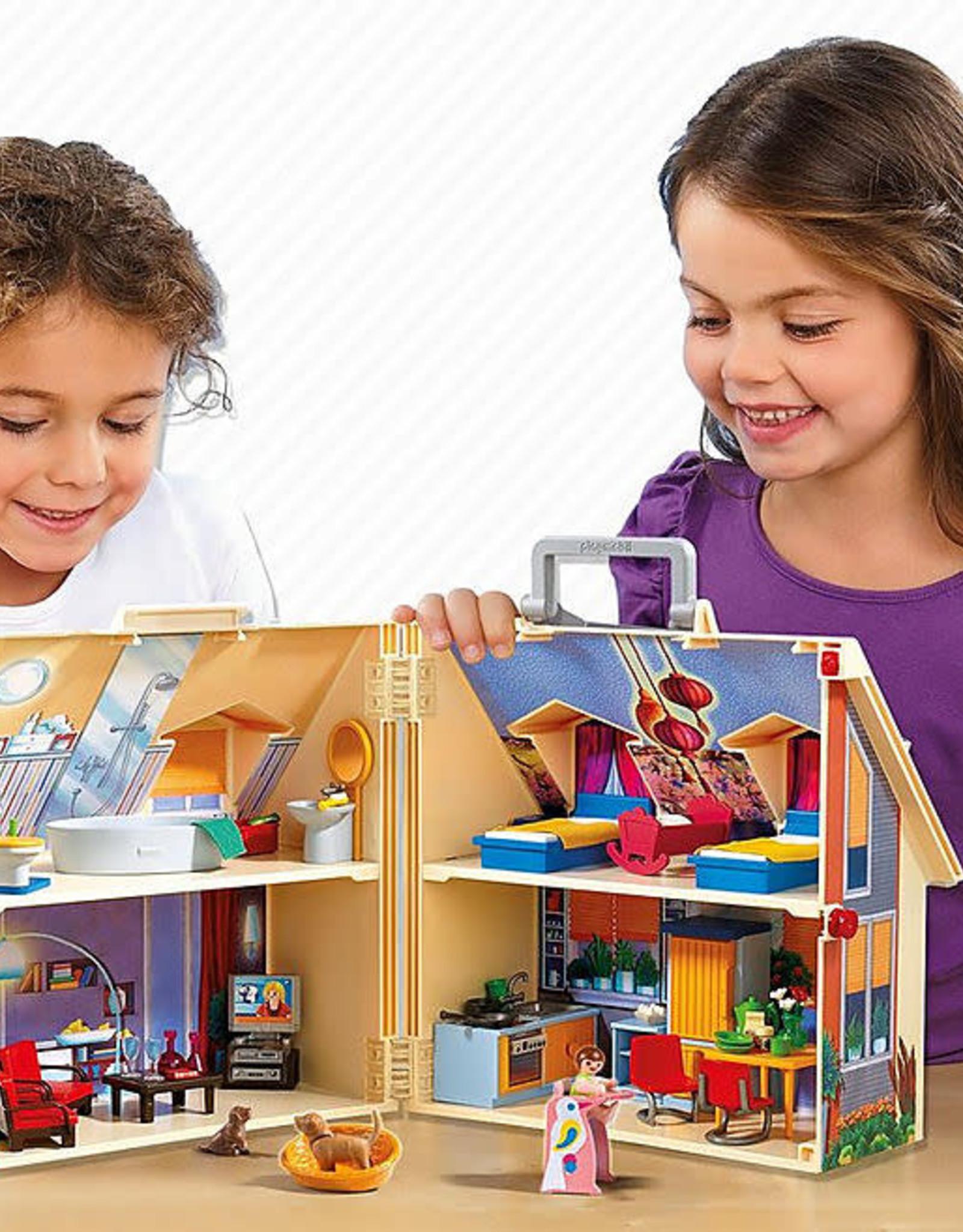Playmobil PM Take Along Doll House