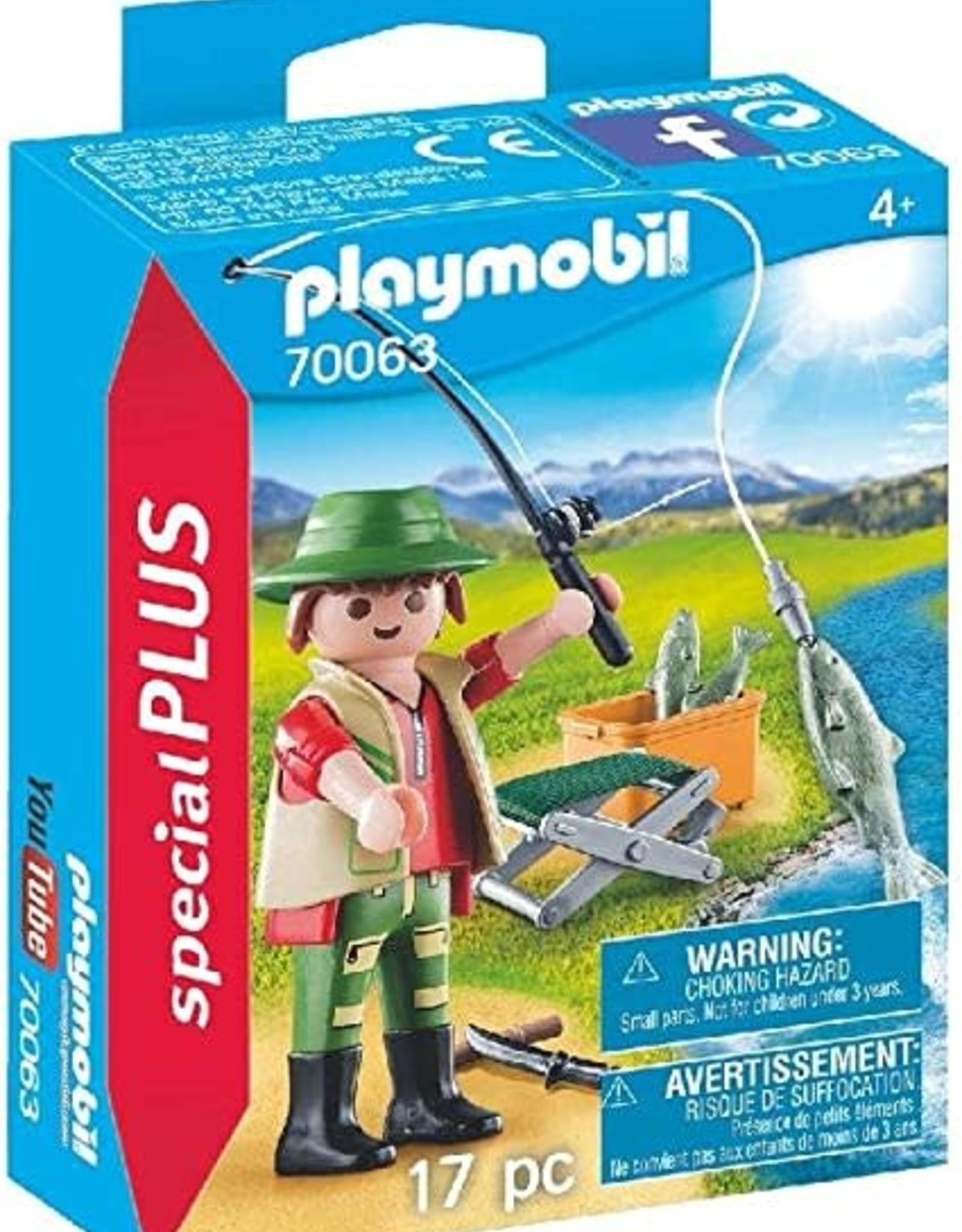 Playmobil Fisherman