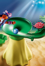 Playmobil Mermaid Cove with Illuminated Dome