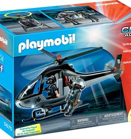 Playmobil PM Tactical Unit Copter