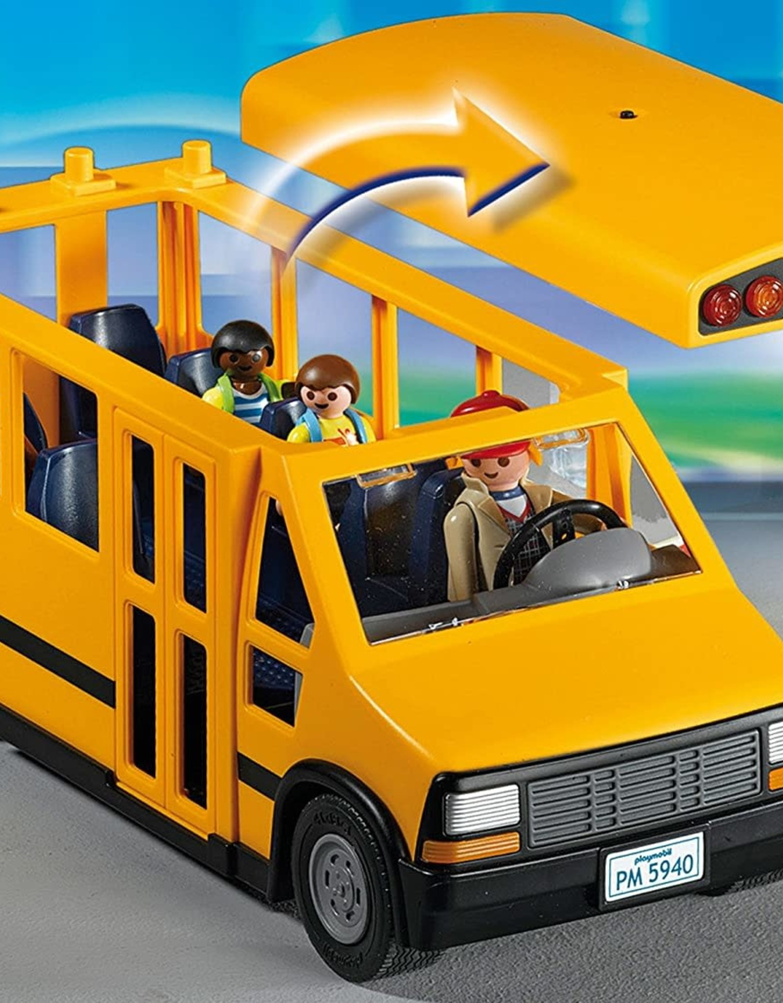 Playmobil PM School Bus