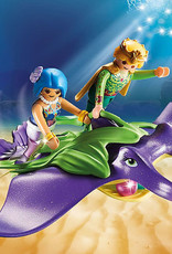 Playmobil Mermaid Pearl Collectors Manta Ray