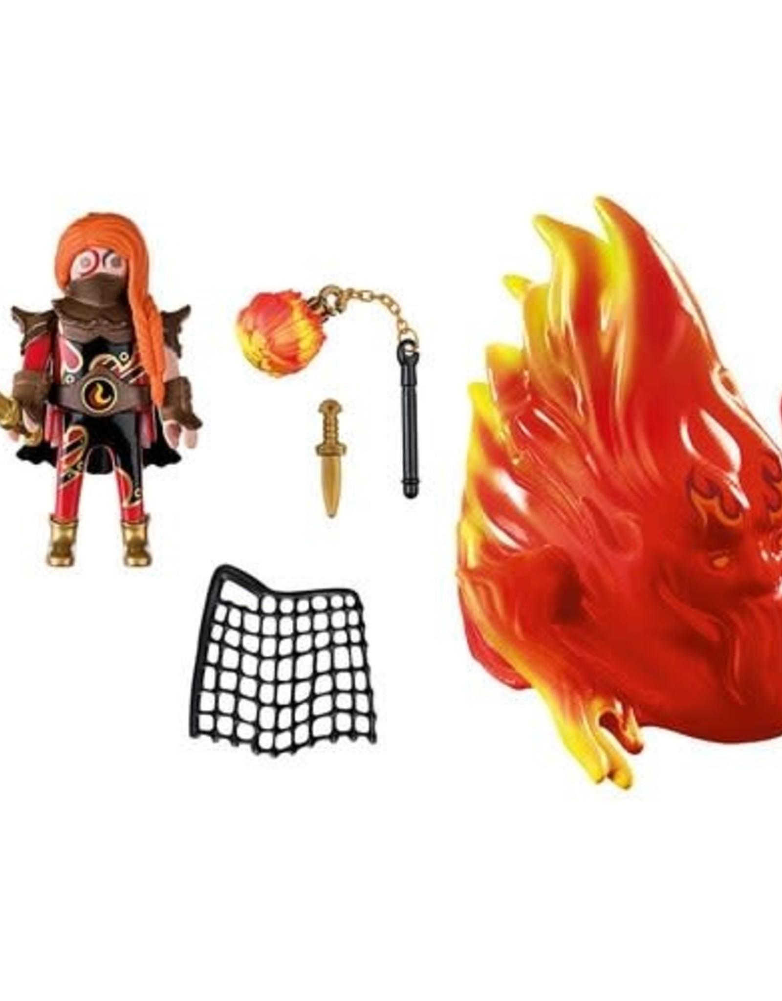 Playmobil PM Burnham Raiders Spirit of Fire