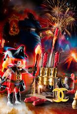 Playmobil PM Burnham Raiders Fire Master