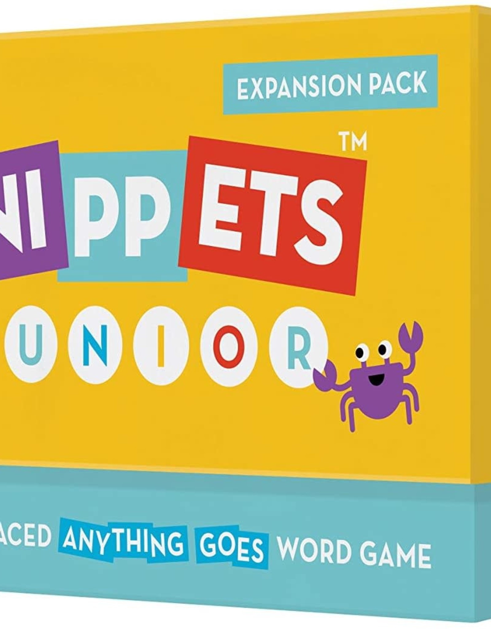Snippets Jr Word Game
