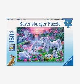 Ravensburger Unicorns Sunset Glow 150pc