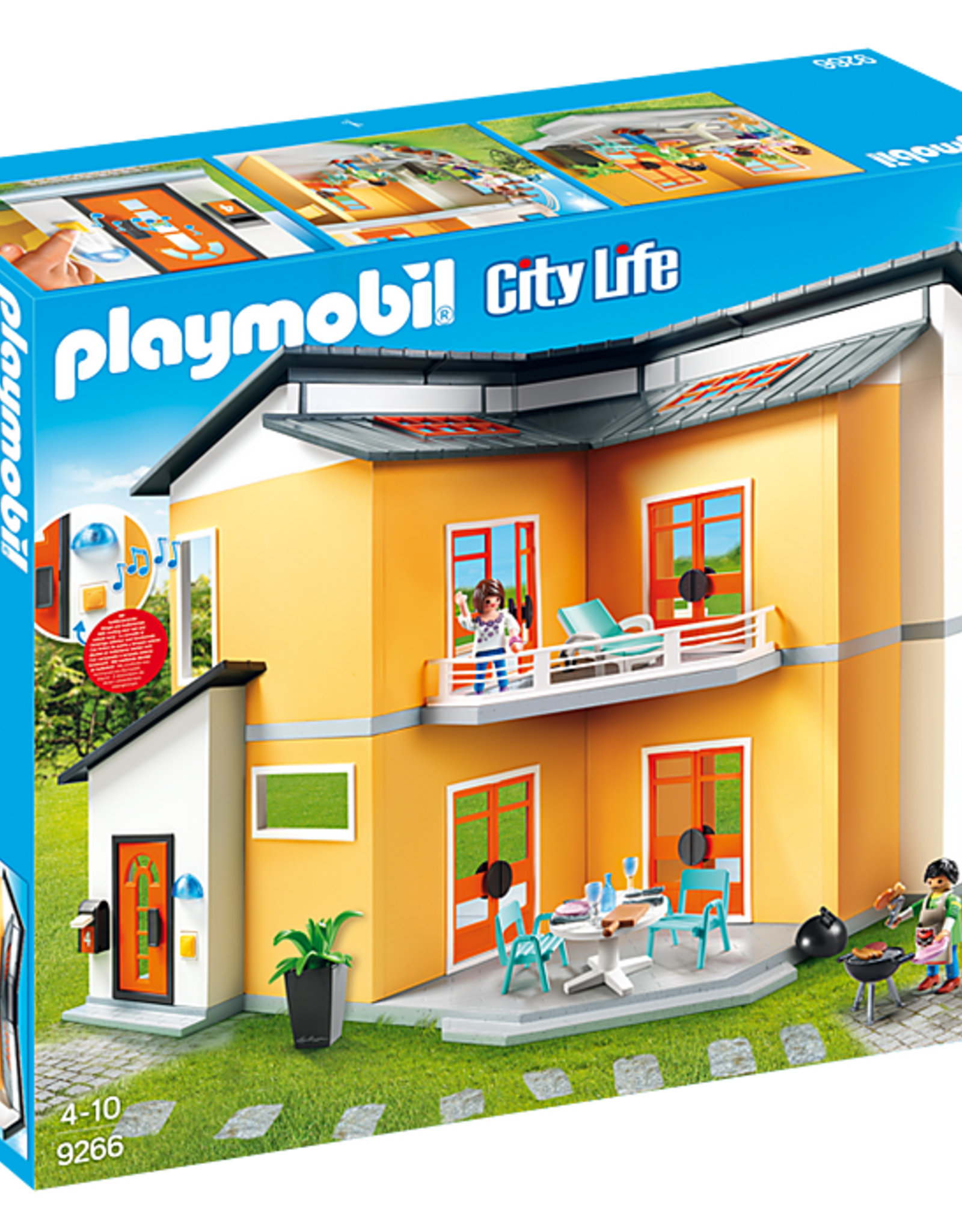 Playmobil Modern House