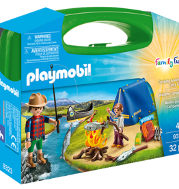 Playmobil PM Carry Case Camping Adventure