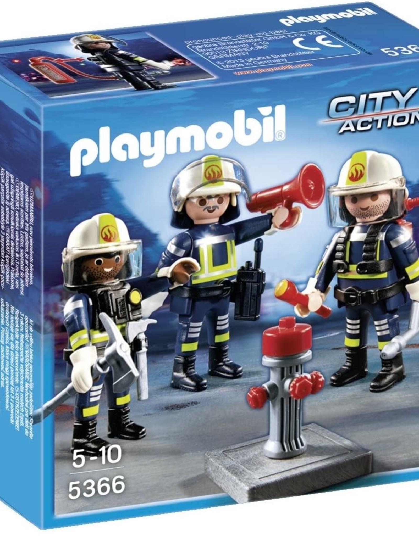 Playmobil PM Fire Rescue Crew