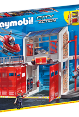 Playmobil PM Fire Station